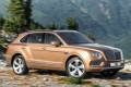 Bentley Bentayga 2016