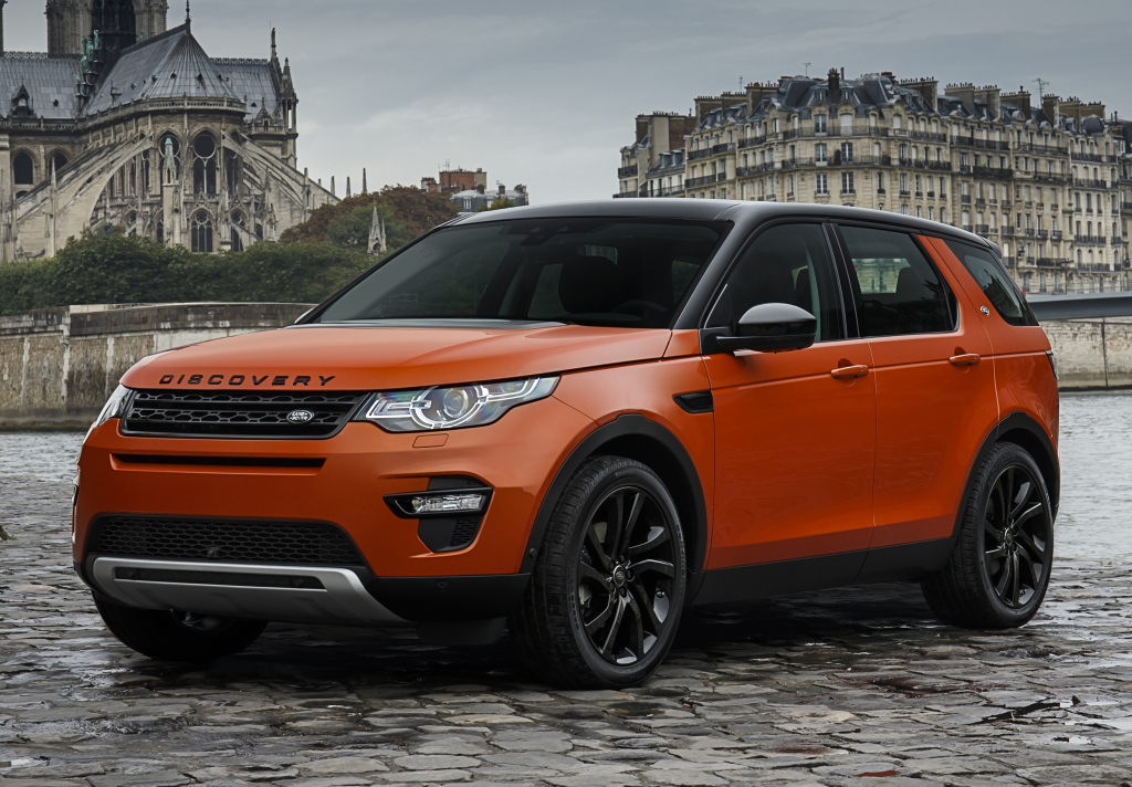 land rover discovery sport 2016 laval 2017 2018 best cars reviews. Black Bedroom Furniture Sets. Home Design Ideas