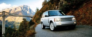 LAND ROVER RRS