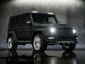 Mercedes Benz G 55 AMG Mansory G-Couture